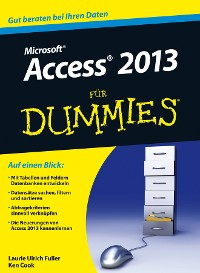 Cover Access 2013 für Dummies