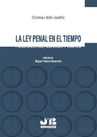 Cover La ley penal en el tiempo