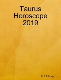 Cover Taurus Horoscope 2019