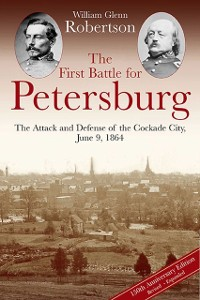 Cover First Battle for Petersburg