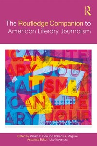 Cover Routledge Companion to American Literary Journalism