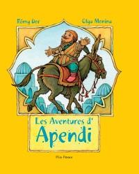 Cover Les Aventures d'Apendi
