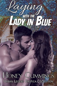 Cover Laying with the Lady in Blue