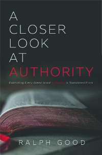 Cover A Closer Look at Authority