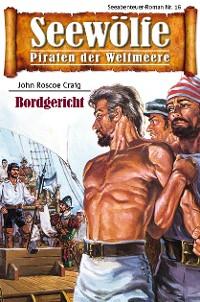 Cover Seewölfe - Piraten der Weltmeere 16