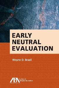 Cover Early Neutral Evaluation