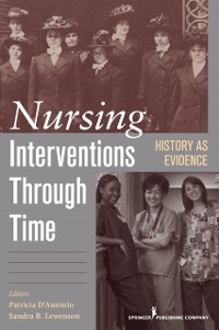 Cover Nursing Interventions Through Time