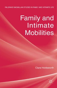 Cover Family and Intimate Mobilities