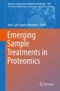 Cover Emerging Sample Treatments in Proteomics