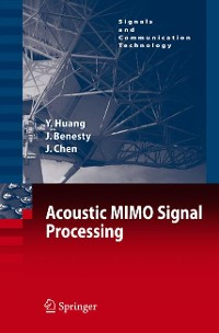 Cover Acoustic MIMO Signal Processing