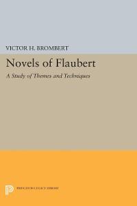 Cover Novels of Flaubert
