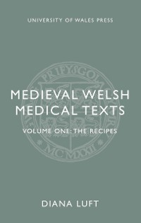 Cover Medieval Welsh Medical Texts