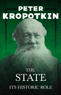 Cover The State - Its Historic Role