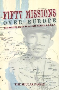 Cover Fifty Missions over Europe