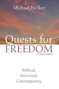 Cover Quests for Freedom, Second Edition