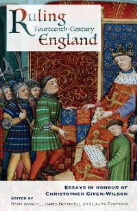 Cover Ruling Fourteenth-Century England