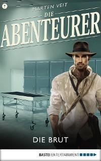 Cover Die Abenteurer - Folge 07