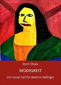 Cover MÜDIGKEIT