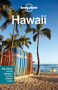 Cover Lonely Planet Reiseführer Hawaii