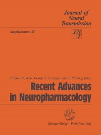 Cover Recent Advances in Neuropharmacology