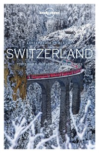 Cover Lonely Planet Best of Switzerland