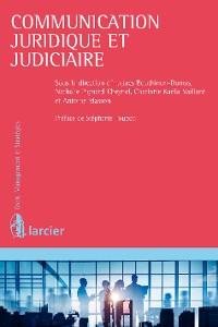 Cover Communication juridique et judiciaire de l'entreprise