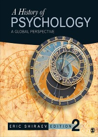 Cover A History of Psychology