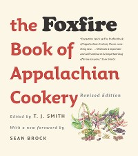 Cover The Foxfire Book of Appalachian Cookery