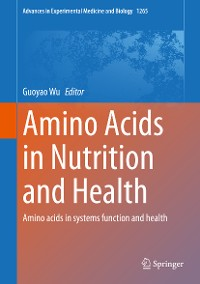 Cover Amino Acids in Nutrition and Health
