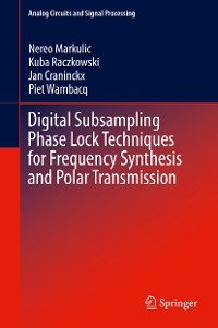 Cover Digital Subsampling Phase Lock Techniques for Frequency Synthesis and Polar Transmission