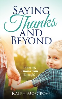 Cover Saying Thanks and Beyond