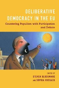 Cover Deliberative Democracy in the EU