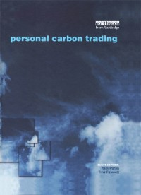 Cover Personal Carbon Trading