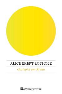 Cover Gastspiel am Rialto