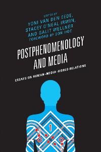 Cover Postphenomenology and Media