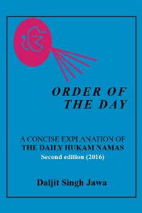 Cover Order of the Day