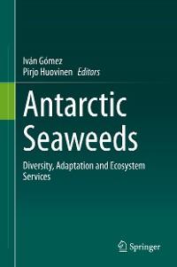 Cover Antarctic Seaweeds