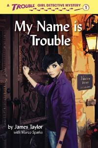 Cover My Name is Trouble