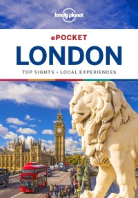 Cover Lonely Planet Pocket London