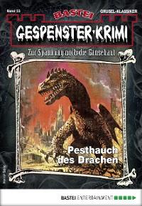Cover Gespenster-Krimi 33 - Horror-Serie