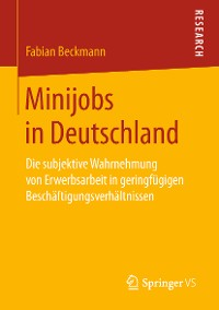 Cover Minijobs in Deutschland