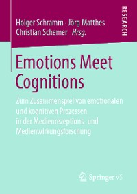 Cover Emotions Meet Cognitions