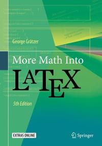 Cover More Math Into LaTeX