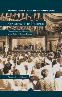 Cover Staging the People