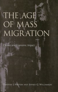 Cover Age of Mass Migration
