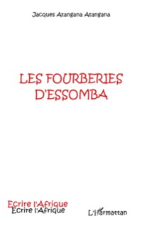 Cover Fourberies d'essomba