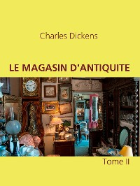 Cover LE MAGASIN D'ANTIQUITE