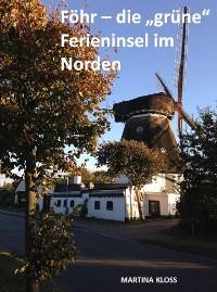 """Cover Föhr – die """"grüne"""" Ferieninsel im Norden"""