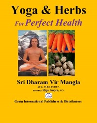 Cover Yoga & Herbs for Perfect Health