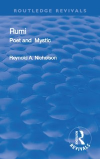 Cover Revival: Rumi, Poet and Mystic, 1207-1273 (1950)